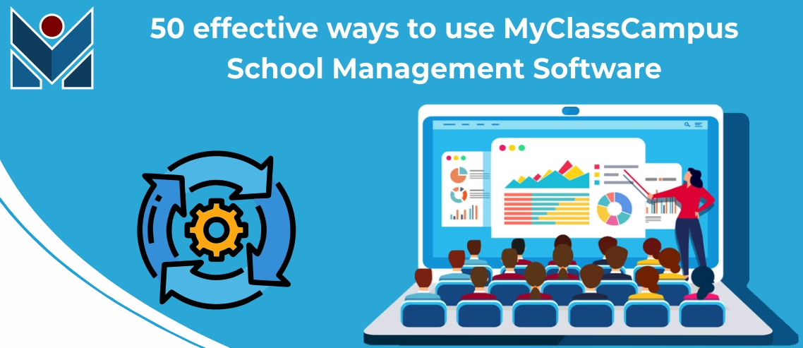 effective use of school management software